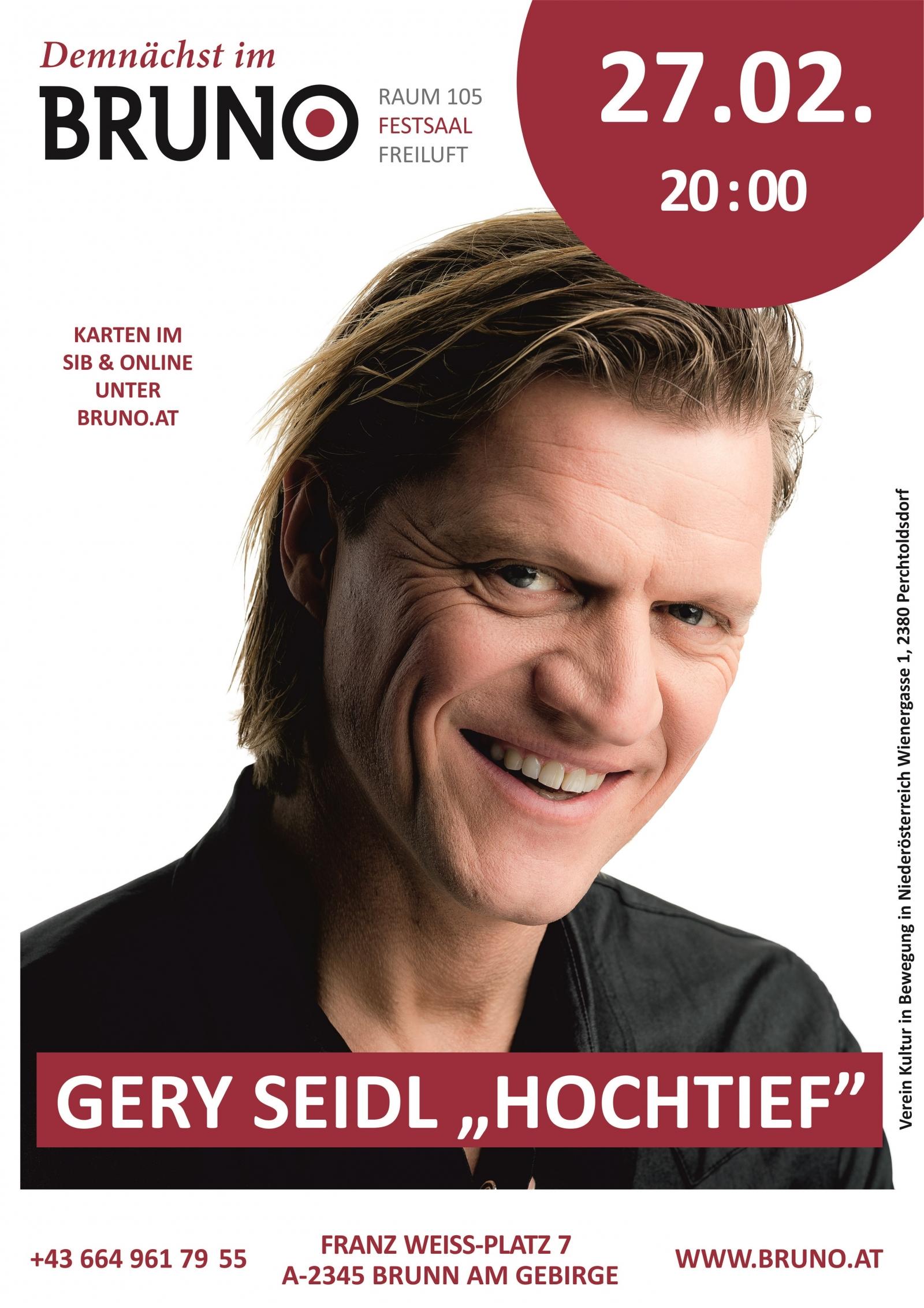 GERY SEIDL HOCHTIEF