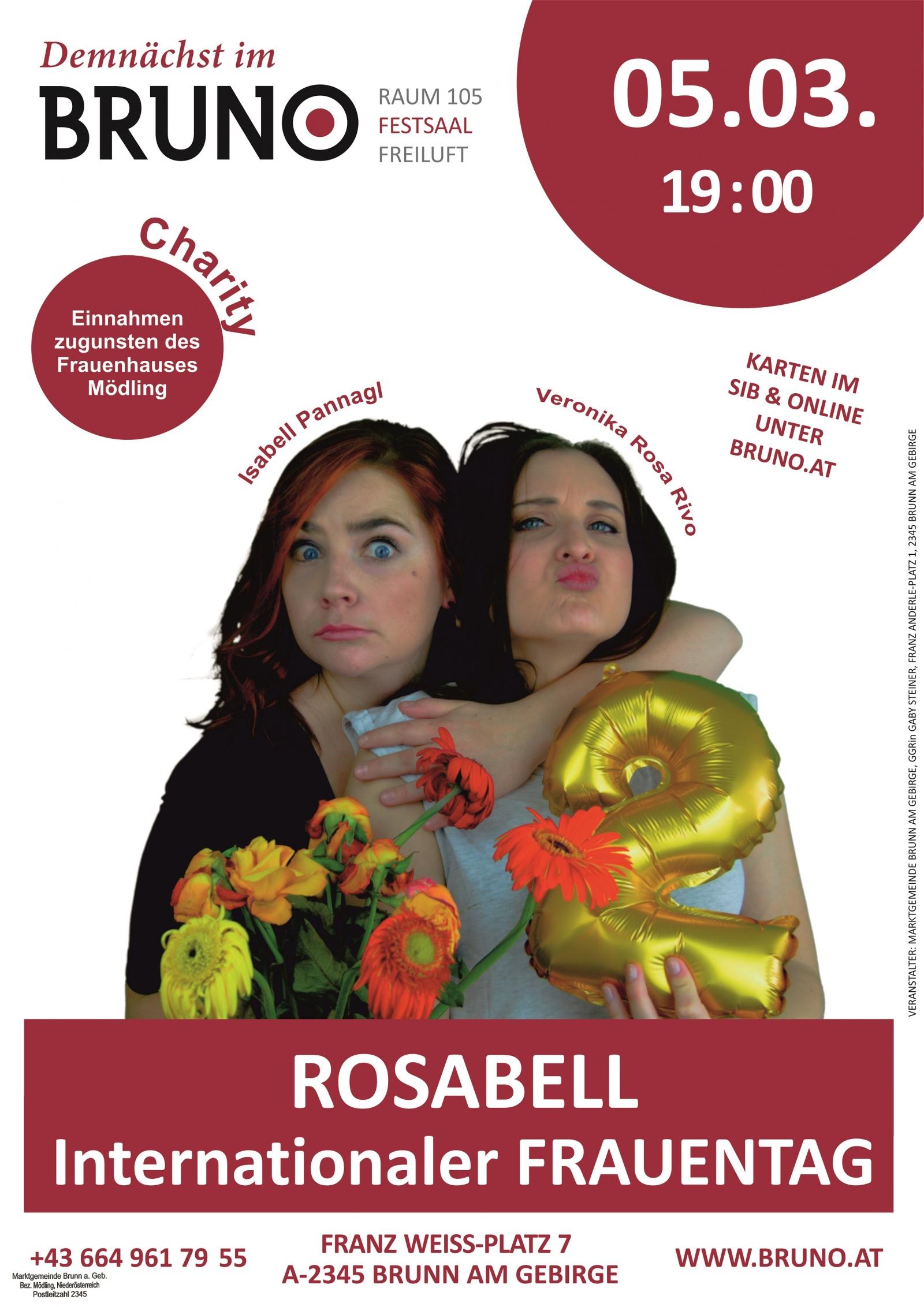 Rosabell - Wenn's passt, dann passt's