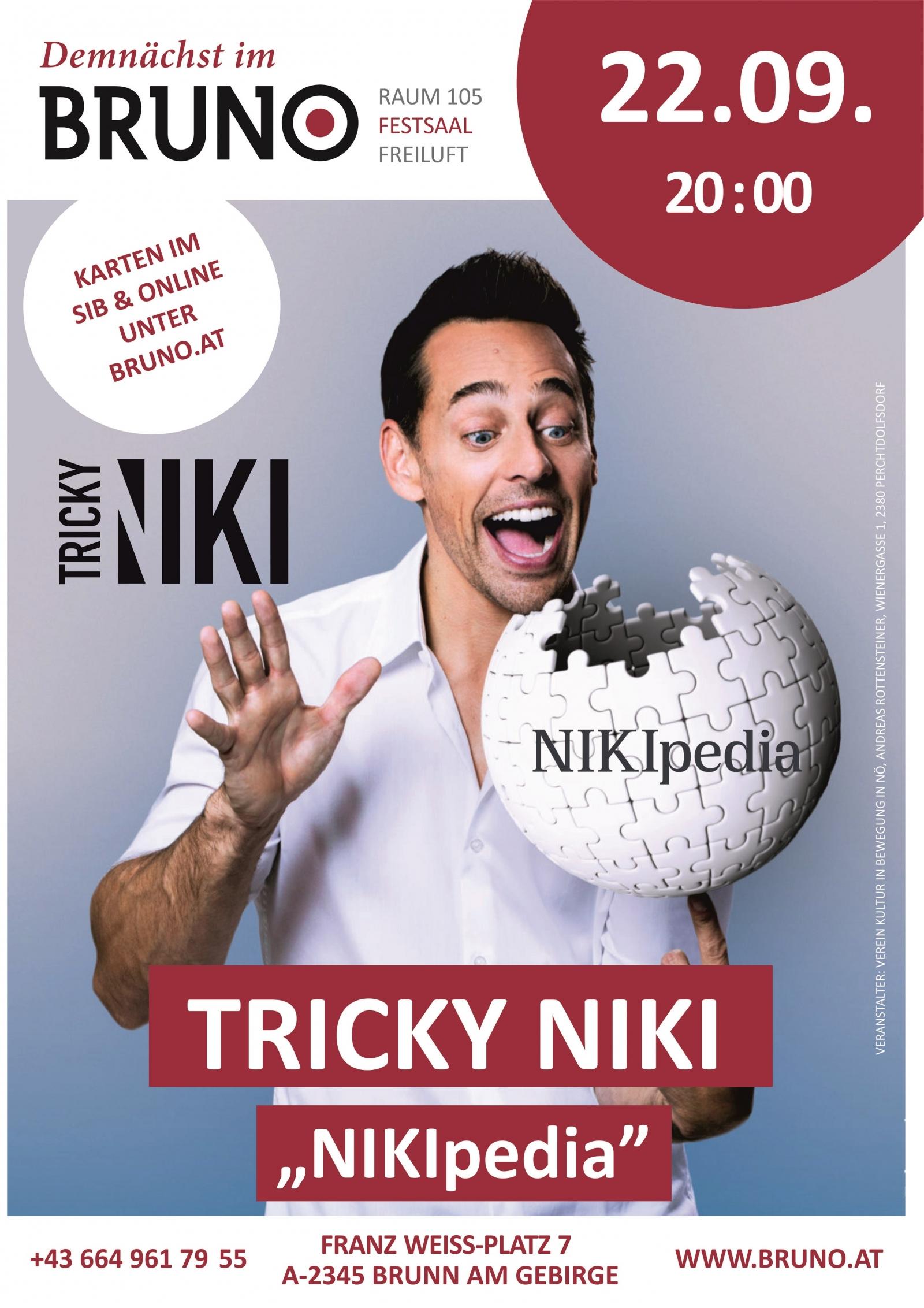 Tricky Niki Nikipedia