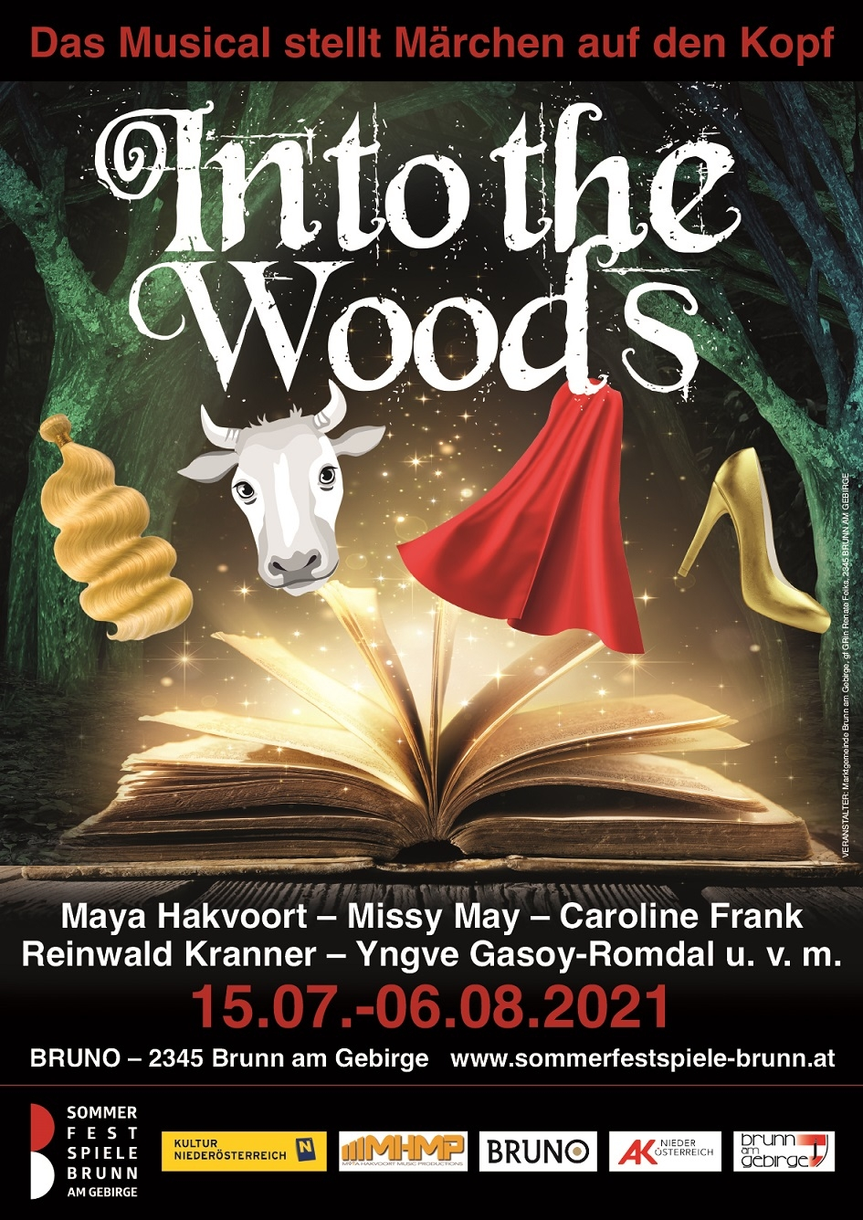 Into the Woods - Sommerfestspiele Brunn am Gebirge 2021