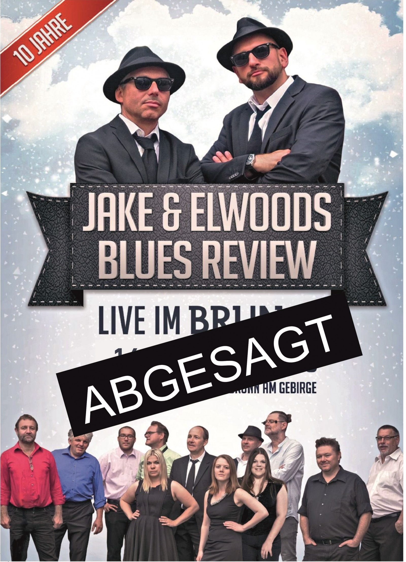 Jake & Elwood´s Blues Review