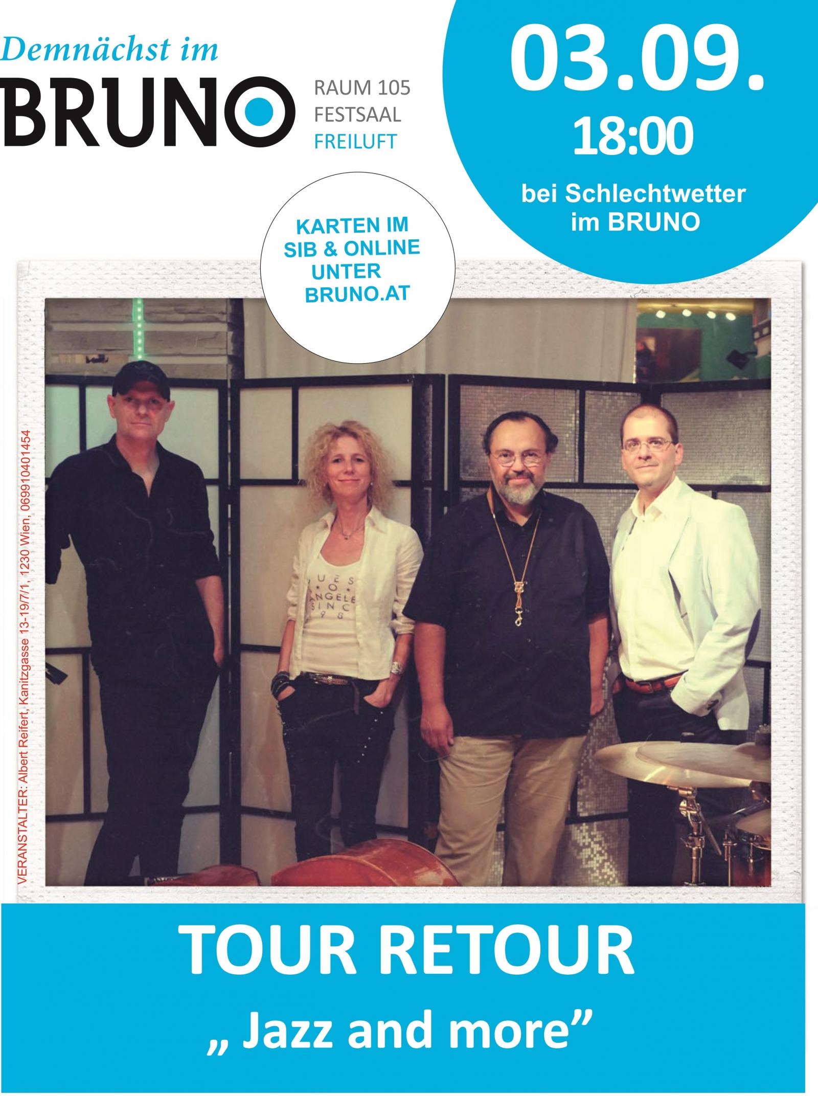 Tour Retour jazz and more