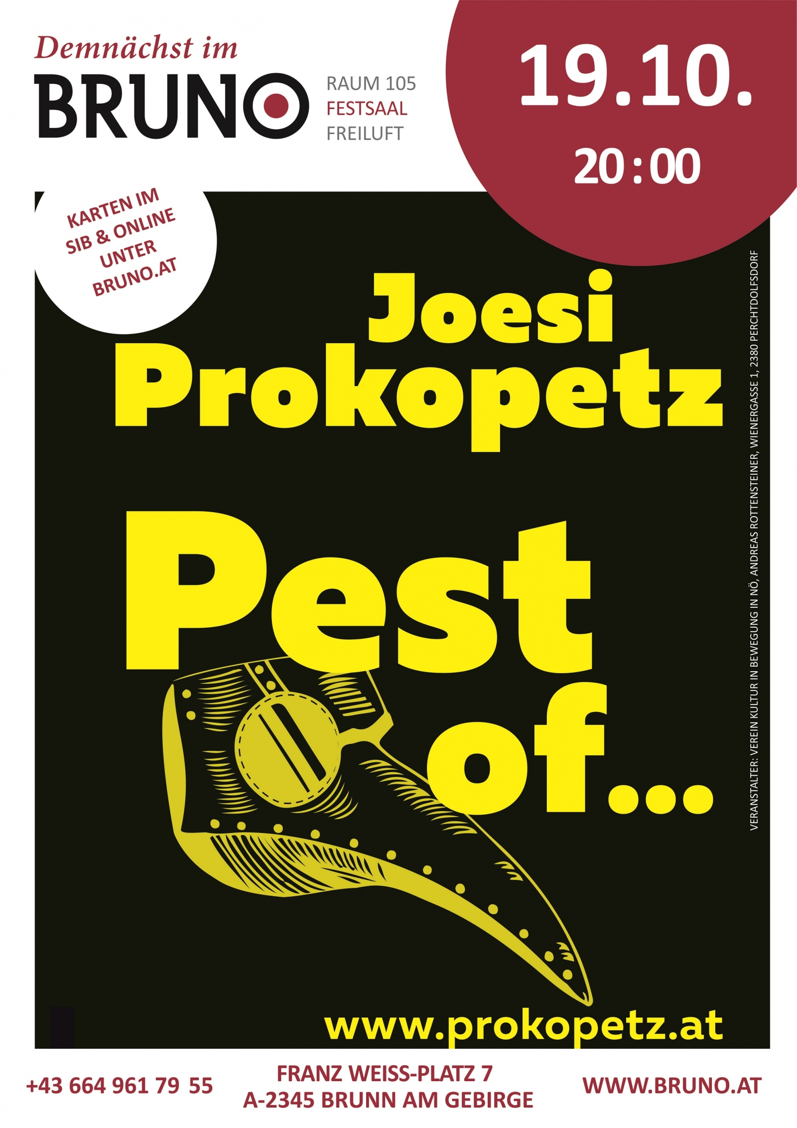 Joesi Prokopetz Pest of