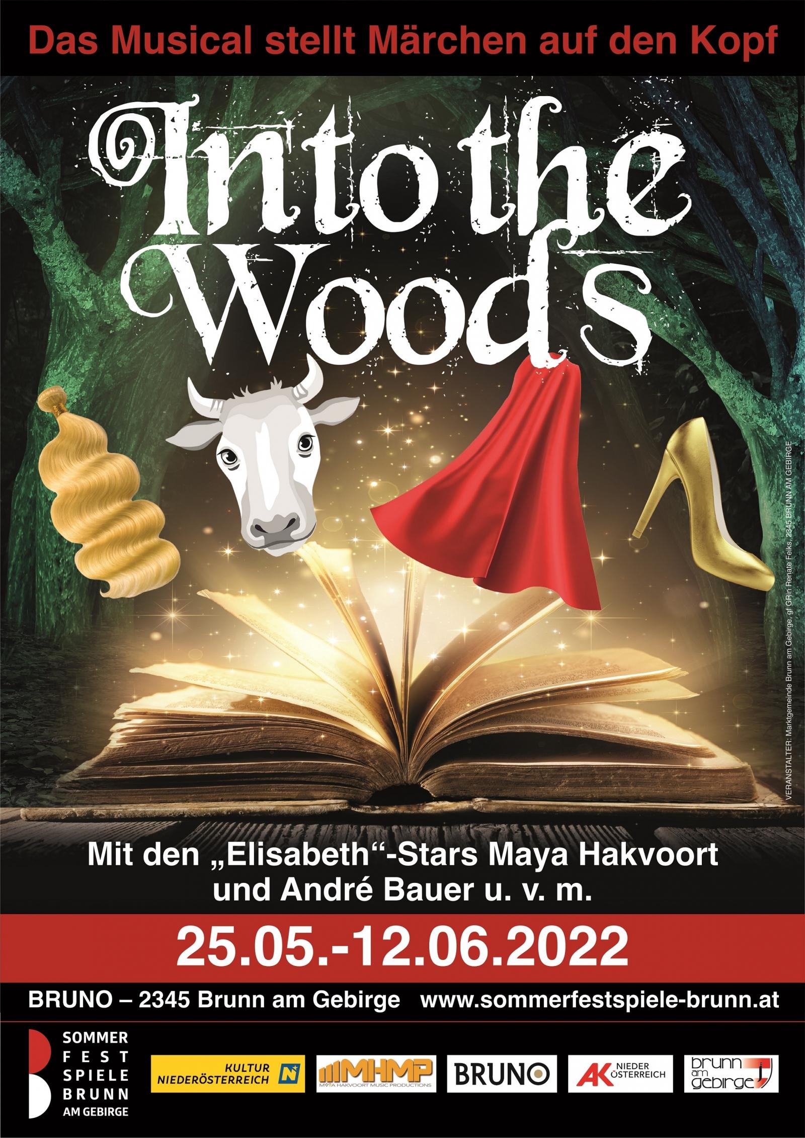 Into the Woods - Sommerfestspiele Brunn am Gebirge 2022