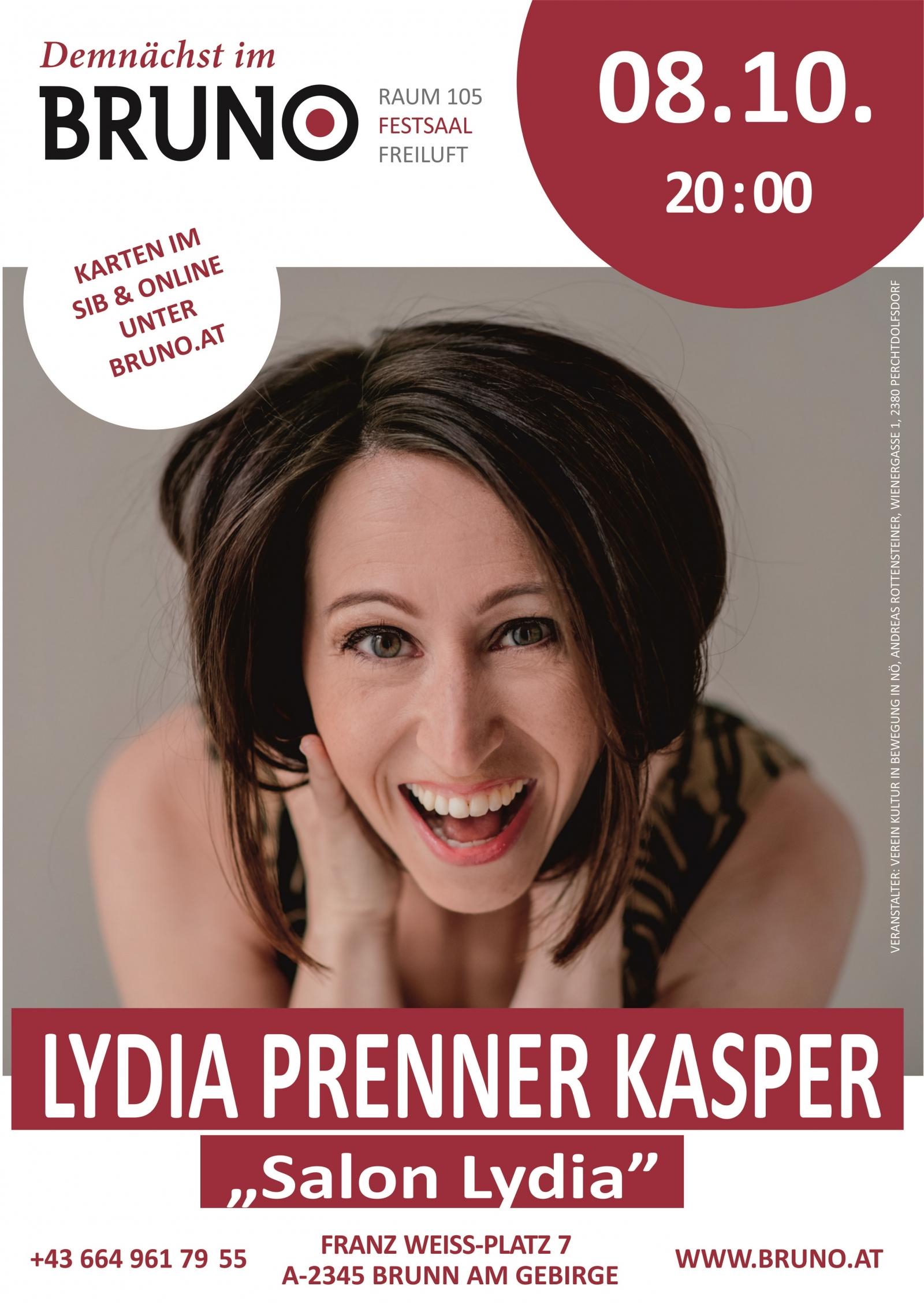 Lydia Prenner Kasper Salon Lydia