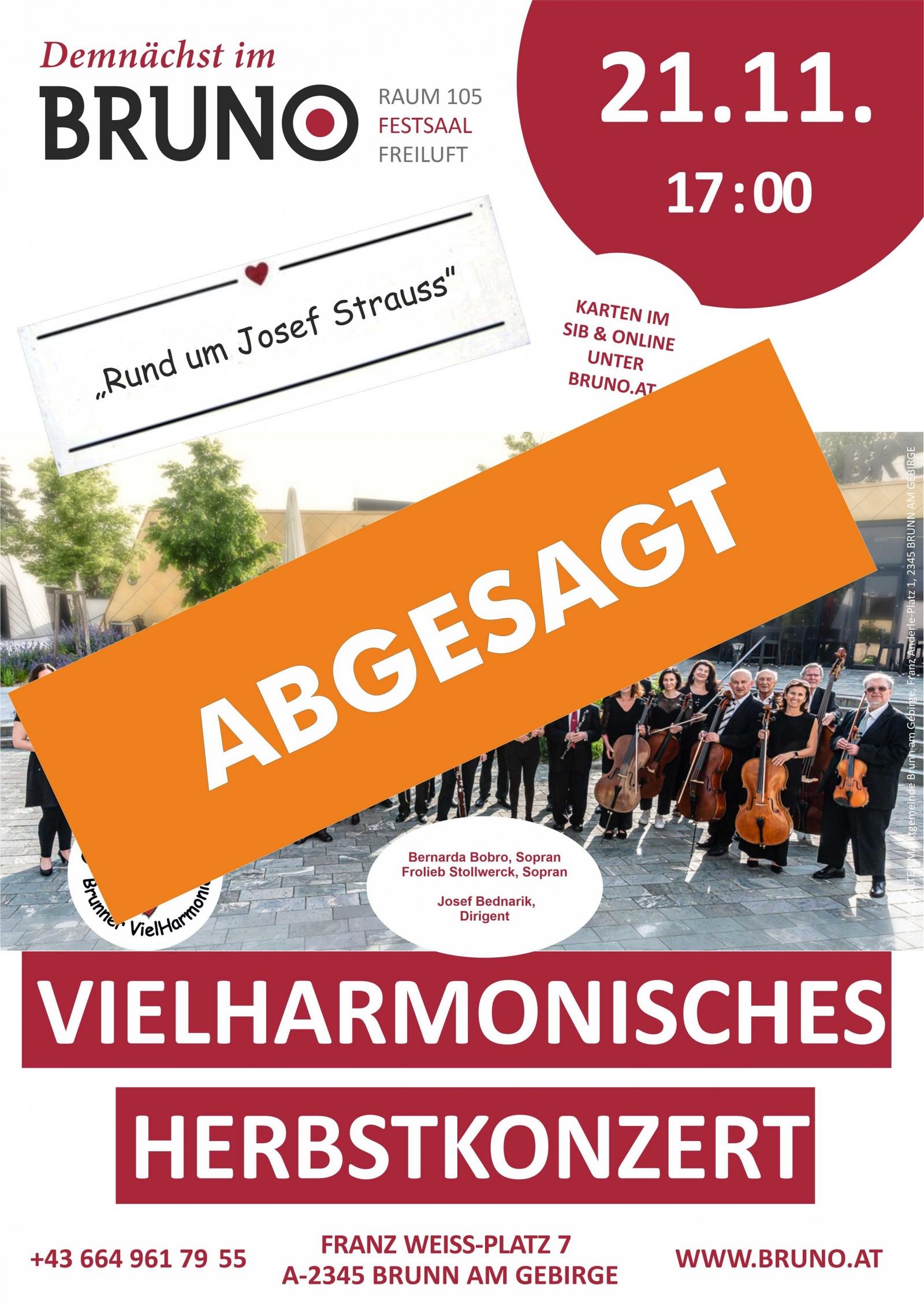 Vielharmonisches Herbstkonzert